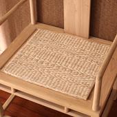 手工垫子草编蒲团坐垫 地上榻榻米地垫 家居办公室椅垫透气无异味
