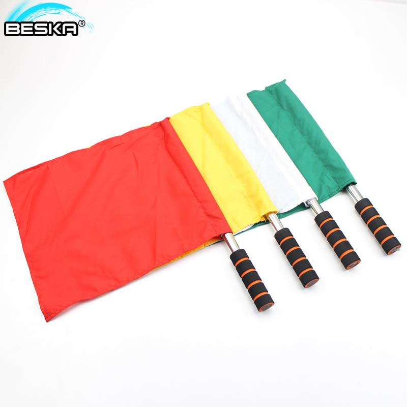 Лозунг Легкая атлетика Игры Рефери Сигнал Флаг Флаг Движение Флаг Предупреждение Флагман Флаг стандартный Chi Flag