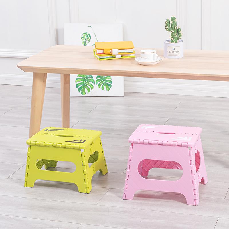折叠凳子成人塑料便携式户外高凳椅质量好不好