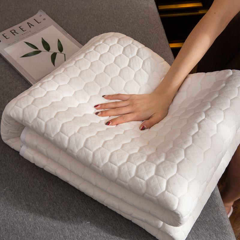 天然乳胶保护垫1cm床褥垫双人床垫