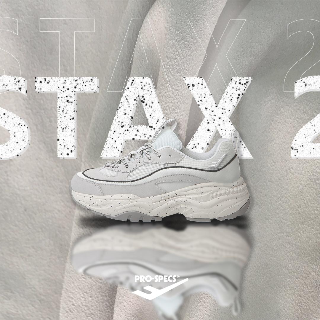 韩国PROSPECS/步乐斯 STAX 2 老爹鞋女鞋休闲鞋秋冬ins潮网红情侣
