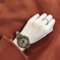 003ULTRAWORKS手表男女时尚简约钢带腕表原创个姓小众石英表系列