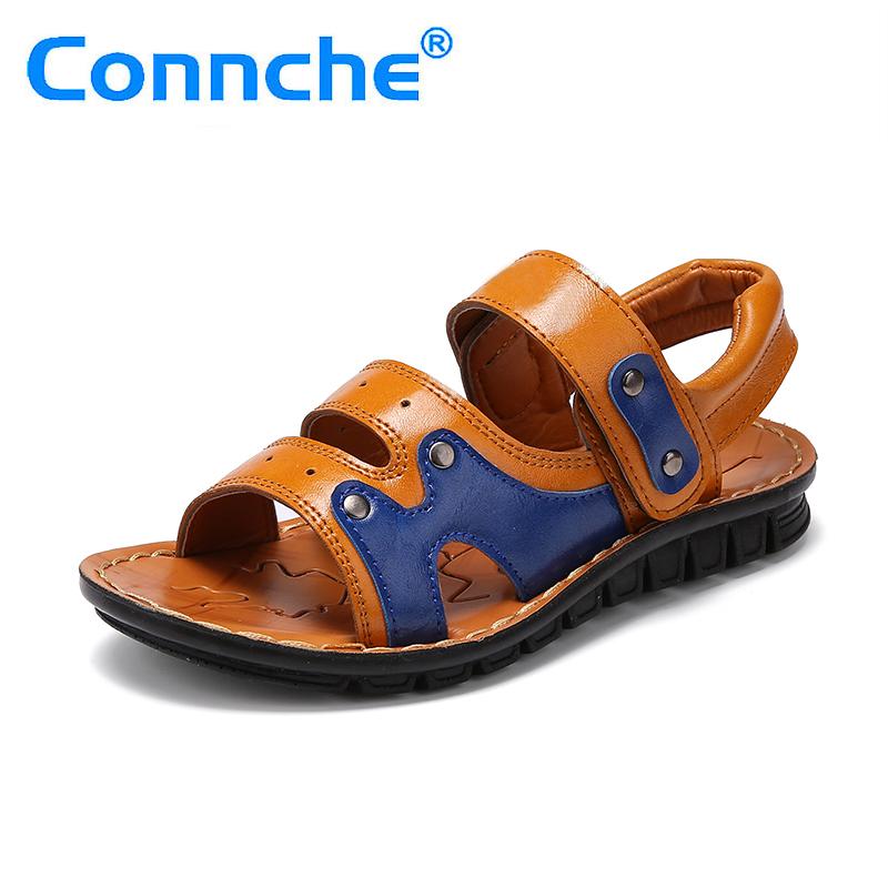 兒童涼鞋女童涼鞋2016 鞋沙灘鞋中大童 男童涼鞋潮