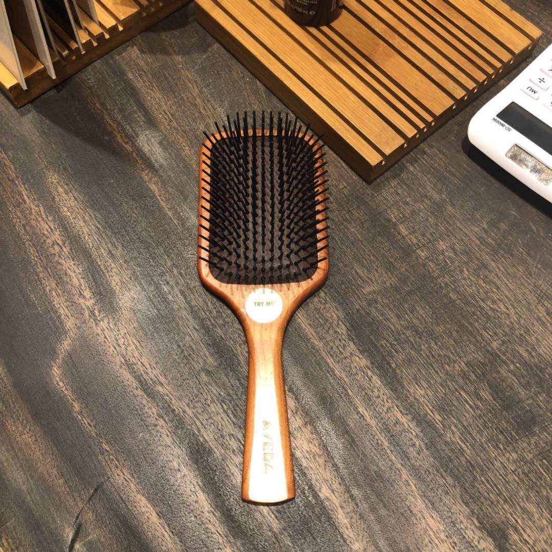Первоначальная сердечная студия AVEDA Lady comb не вытягивает волосы, успокаивающие кожу головы товар в наличии