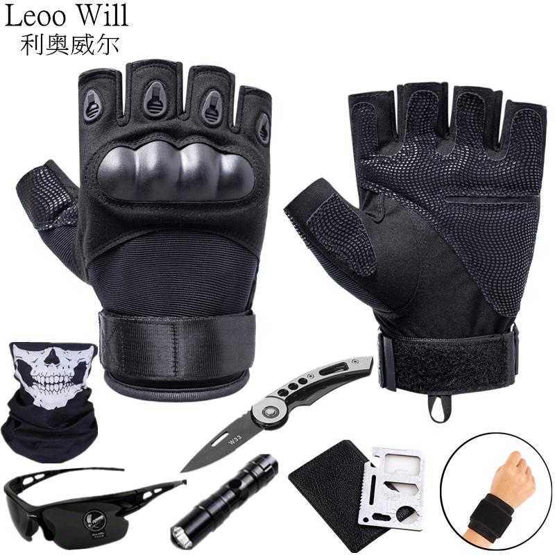Мужские перчатки без пальцев Артикул 618776174909