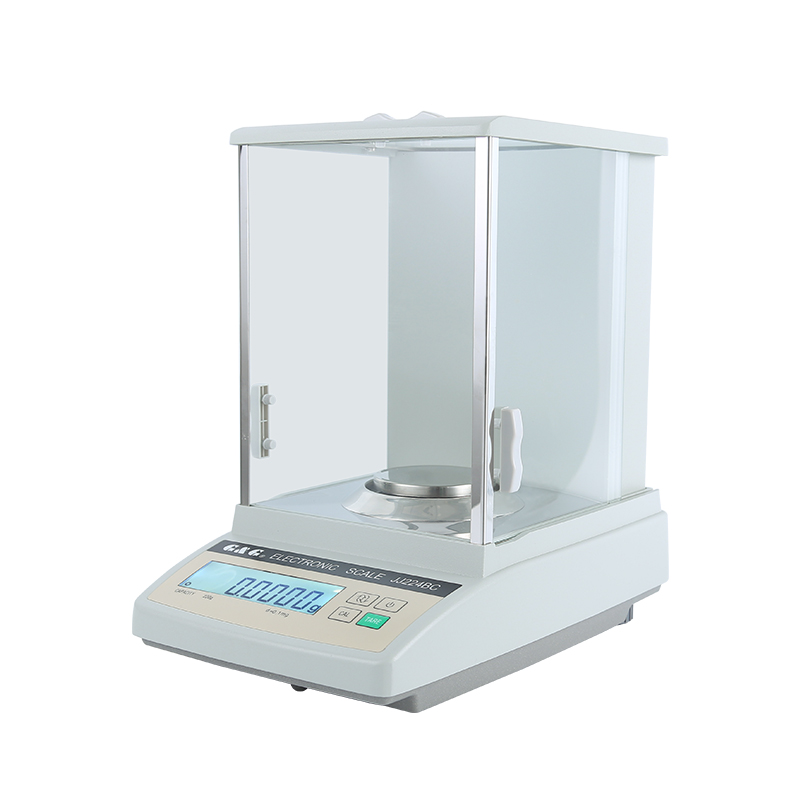 Shuangjie analytical balance 0.1mg 1/10,000 electronic balance scale laboratory precision electronic scale 0.0001g