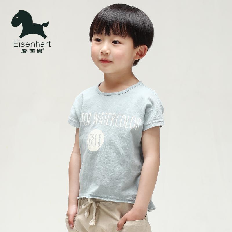 愛西娜男童 小童t恤