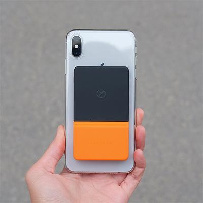 美国Libtech Brickspower纳米吸附苹果手机无线充电背夹移动电源