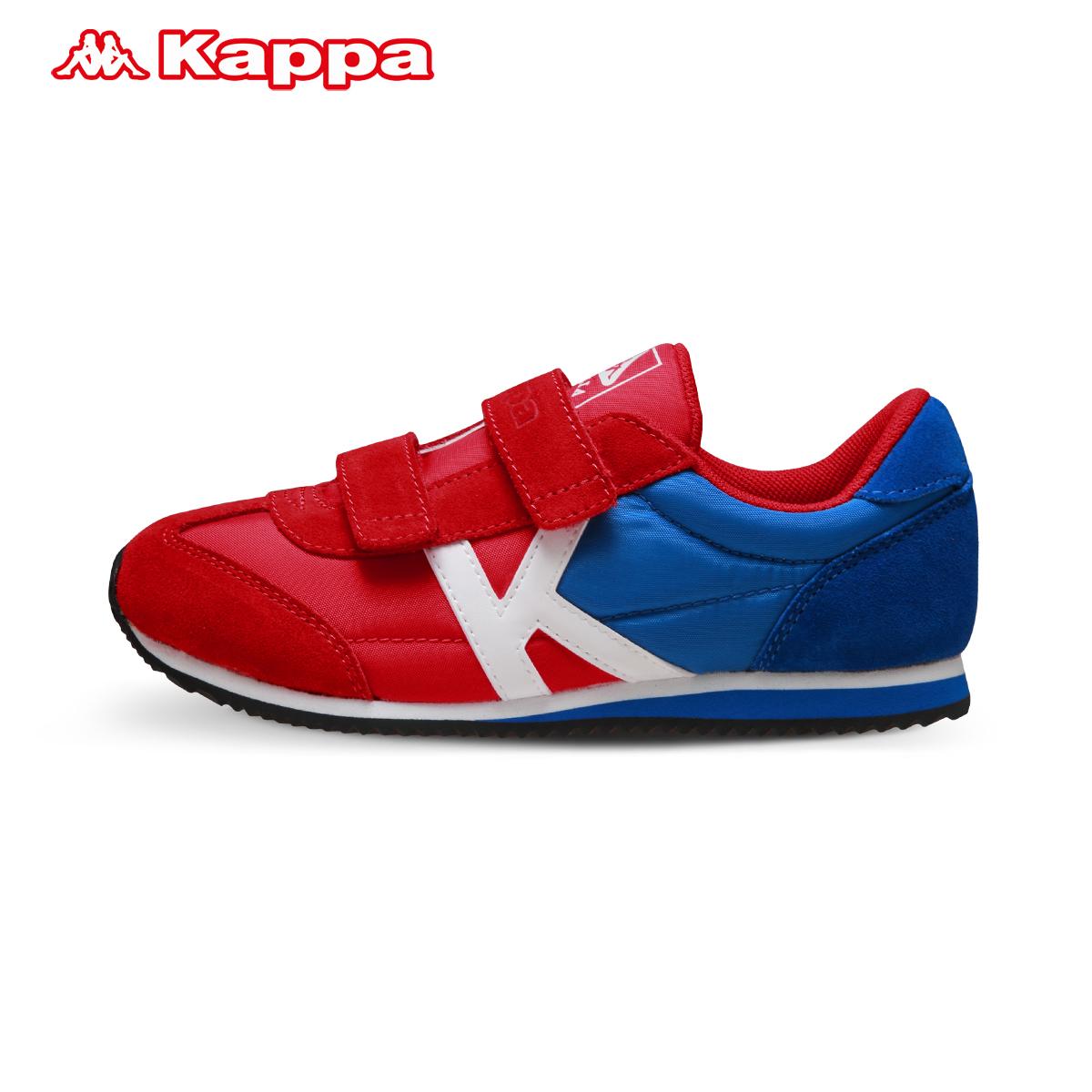 Kappakids童鞋  男女兒童魔術貼 鞋複古跑鞋潮鞋K05Y5MM21