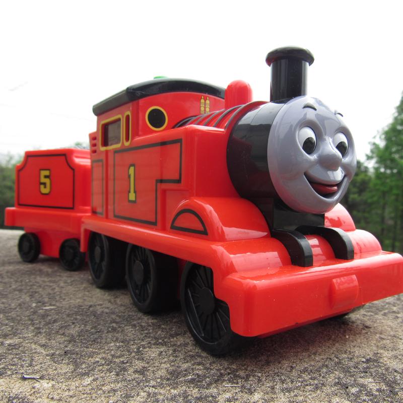 玩具小火車模型仿真車慣性車小汽車男生兒童滑行車大碼圣誕節禮物