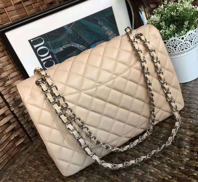 New big bag in spring and summer of 2021 Xiaoxiang leather rhombic chain one shoulder slanting Bag Fashion 1119 handbag fashion