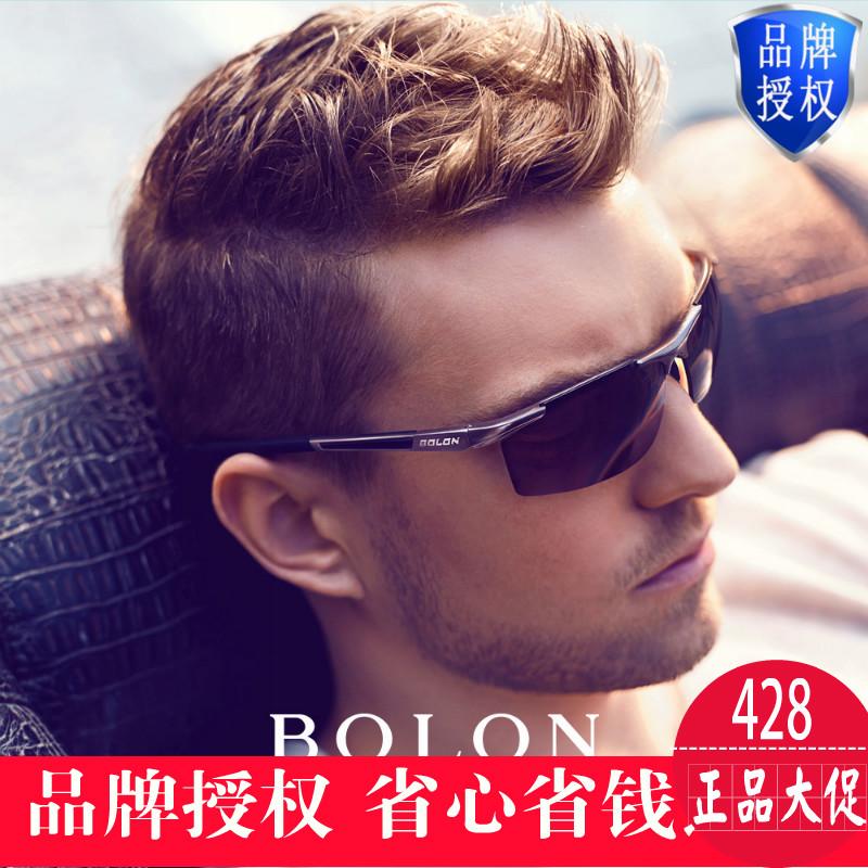 暴龙旗舰发货BOLON暴龙太阳镜男正品开车高清偏光墨眼镜BL2282