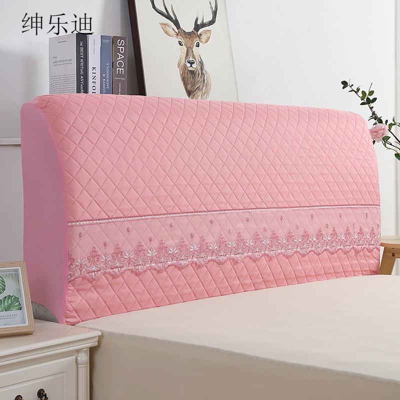 限9999张券全包床头罩布艺软包床头实木床头罩