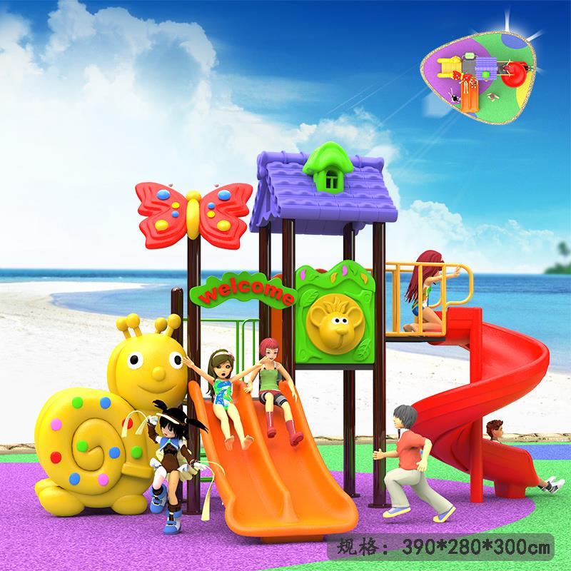 红高低床小区室外螺水溜安全儿童户外消防滑滑梯直销s型感统玩具