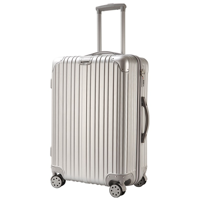 Trolley case, suitcase, womens universal wheel, 24 inch student password case, travel case, 26 inch college student, 20 board case