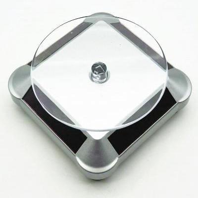 旋转手串展示架展示台转动手表手链360度托盘道具展览会底座手环