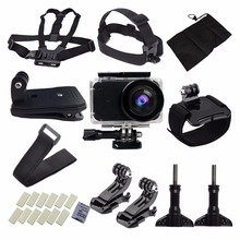 Large Carry Case Camera Accessories Kit for Xiaomi Yi Action