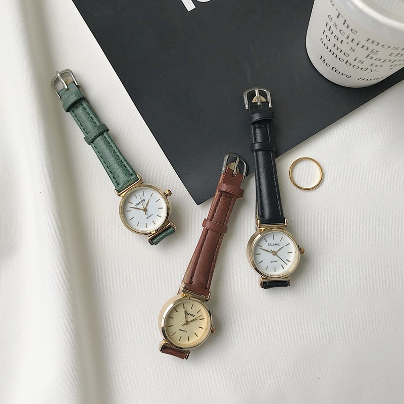 Xiaomi watch female ins style chic ancient Chinese wind forest department college students RETRO art simple waterproof