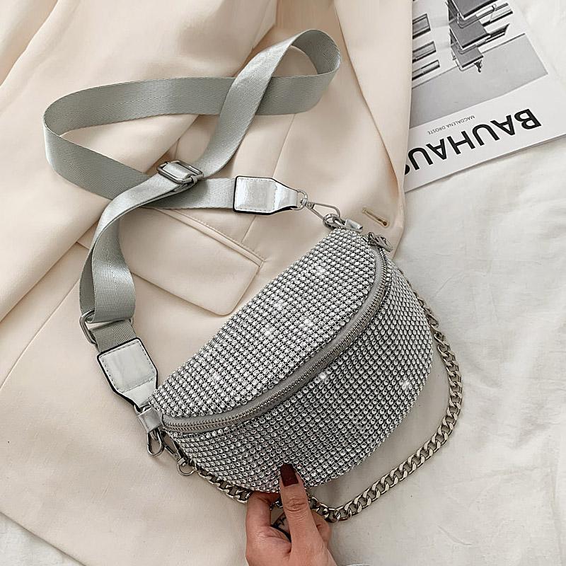 ins超火2020新款潮时尚女链条包包
