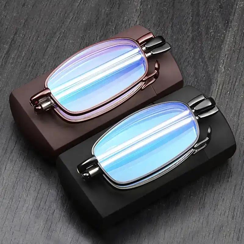 娜洁百货折叠老花镜ZIPPO瑞士军刀眼镜功能眼镜老花镜厂家直销