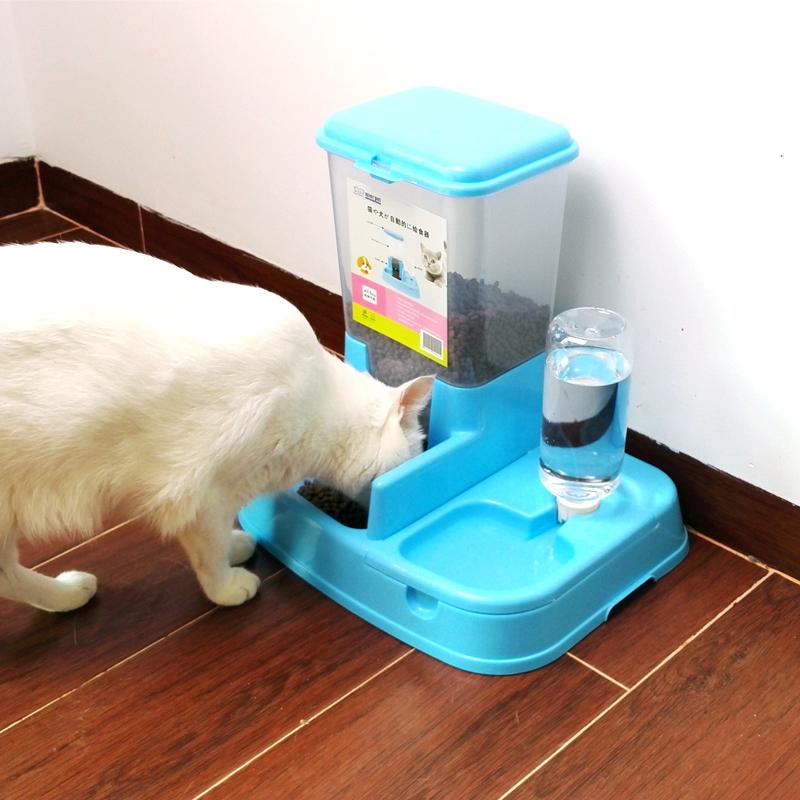 宠物饮水机器 美国进口自动循环 猫咪狗狗喝水用品碗 喂食喂水器