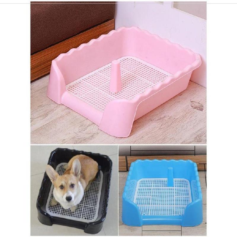 狗狗拾便器大便家用的。宠物狗厕所拉屎大小便坐便加高的卫生间