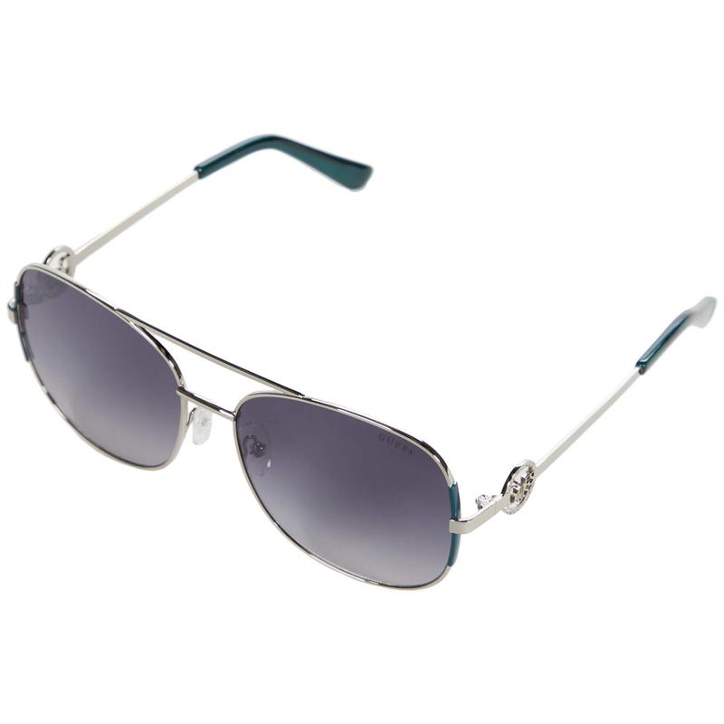 Guess Sunglasses New Trend Sunglasses fashionable style counter genuine womens gf6127 pilot style
