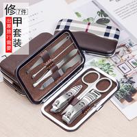 Маникюрные кусачки для ногтей комплект Маникюрные кусачки для ногтей большой маникюрный инструмент для мертвой кожи педикюрный нож из нержавеющей стали для взрослых