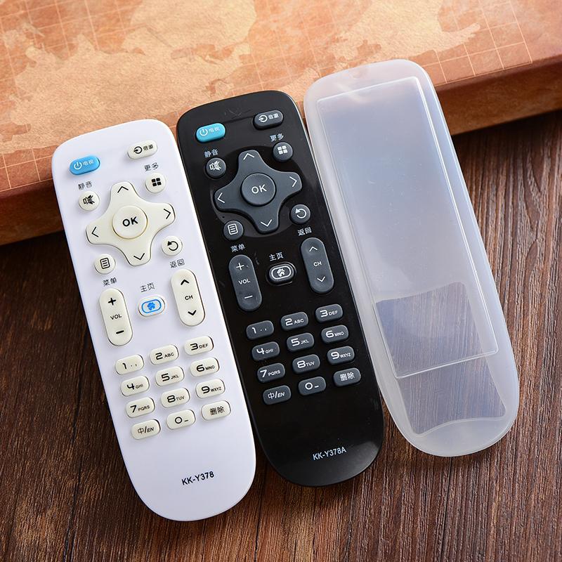 康佳电视机KK-Y378 Y378A LED43/39/55K35遥控器 防摔硅胶保护套