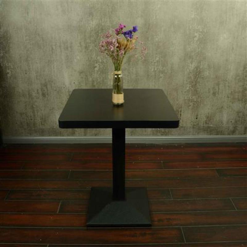 快餐桌子咖啡厅西餐桌甜品店小吃饭店奶茶店早餐店简约长方形桌子