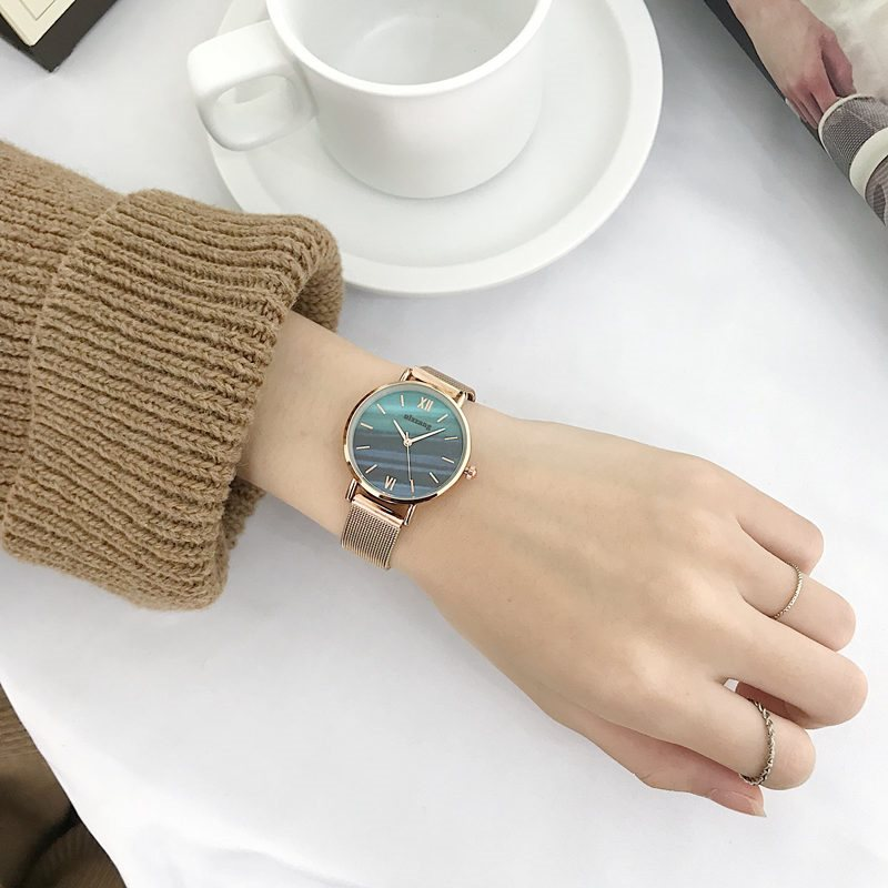 2019 new antique watch Chinese style female student Korean version simple trend ulzzang Sen series chain