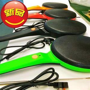 薄餅機面糊盆廚房小電器電餅鐺煎餅鍋家用c小型迷你飯店烤餅機加