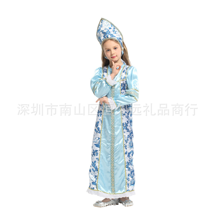 Costumes, costumes, costumes, costumes, Russian princesses, role playing costumes, girls and children