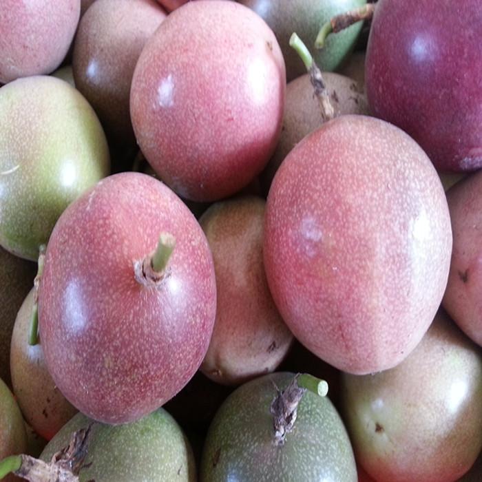 广西百香果特产新鲜现摘应季水果西番莲鸡蛋果5斤中果现货甜包邮11-08新券