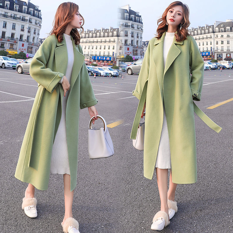 [good quality, no pilling] wool coat in autumn and winter