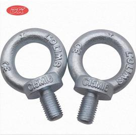 国标吊环螺丝螺栓模具吊环起重吊环M12M16M20M24M30M42M10080