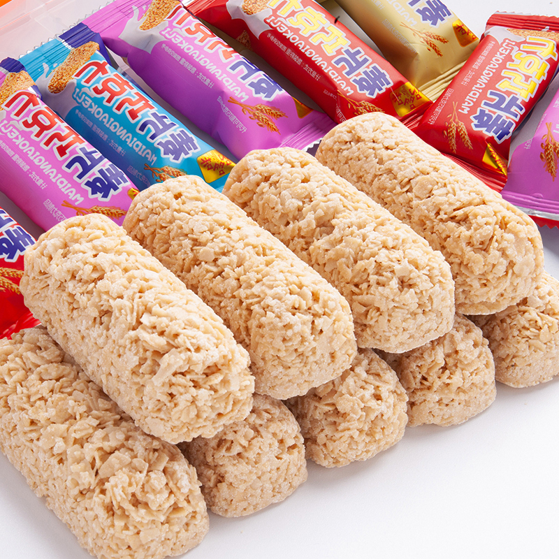 [buy 2 get 1 jin free] oatmeal chocolate cereal chocolate candy 500-1000g
