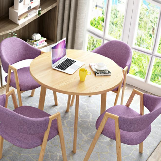 洽谈桌椅组合 4人下午茶漫咖啡售楼部户型接待咖啡厅奶茶店小打牌