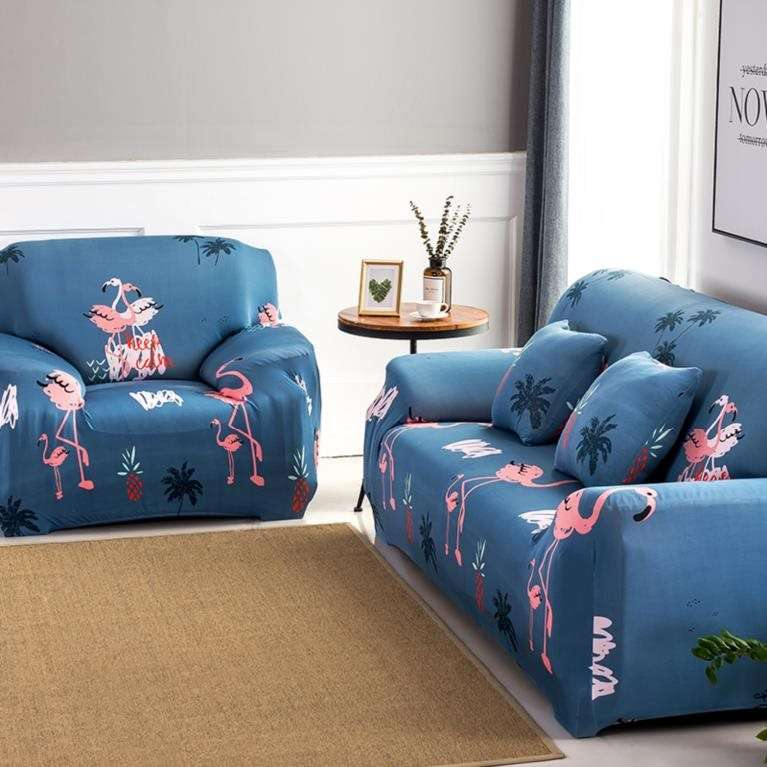 Princess sofa cover full cover cover four seat large single living room 1 + 2 + 3 + 4 single old sofa