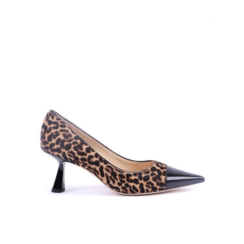 Italian straight hair jimmychoo Zhou Yangjie 2020 autumn winter womens shoes shoes womens shoes high heels