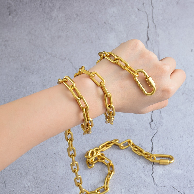 Change chain skew. Single old chain for thick flower metal bag box g chain belt to wrap strips, wrap under the bag, buy satchel accessories for childrens armpits