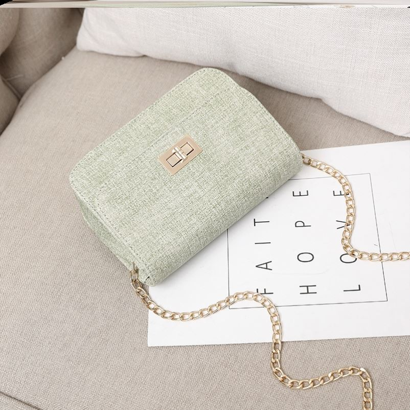 Cross bag bag bag female spring mother small messenger Mini summer shoulder bag 2018 small square shoulder bag leisure