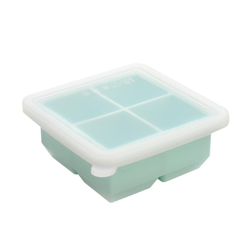 50.00元包邮日本硅胶制冰盒带盖模具家用创意大号冰块格圆球形易取雪糕辅食