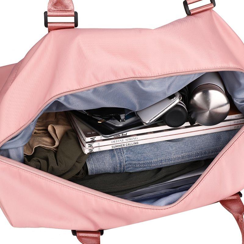 健身包训练包收纳袋旅行衣服便携差旅游待产男运动行李韩版登机箱