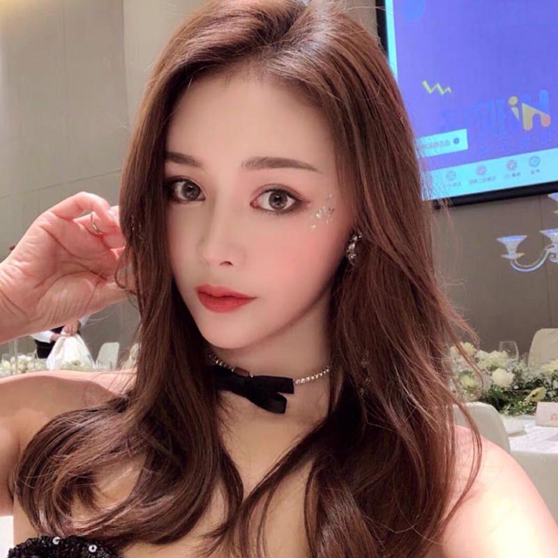 Gorgeous celebrity personality Bracelet glittering circle diamond crystal black Knot Bracelet elastic tide wind butterfly