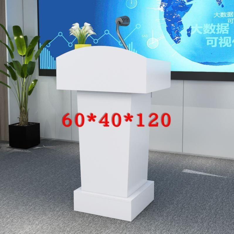 。小型多媒体讲台教学cy司仪迎宾老师多功能服务台前台会议台式办