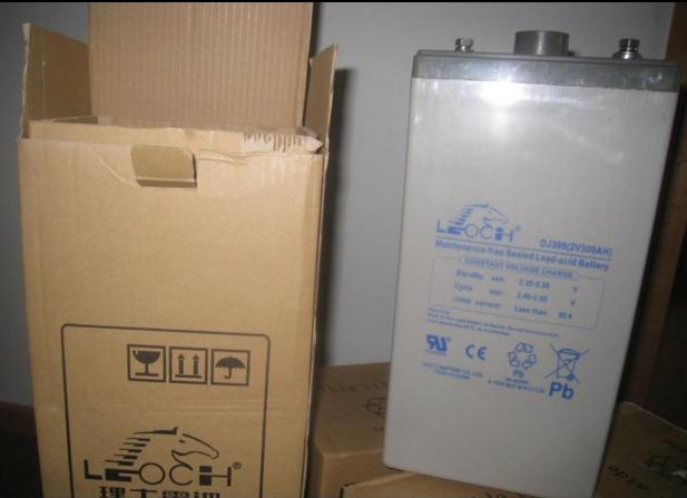 DJ300/2V300AH江苏理士2V300AH电力 通 密封免维护理士蓄电池