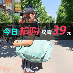 健身包女干湿分离训练包手提单肩男士运动包短途旅行拉杆包瑜伽包