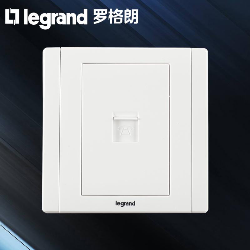 TCL Legrand meihan series socket panel telephone socket voice socket panel telephone panel 86