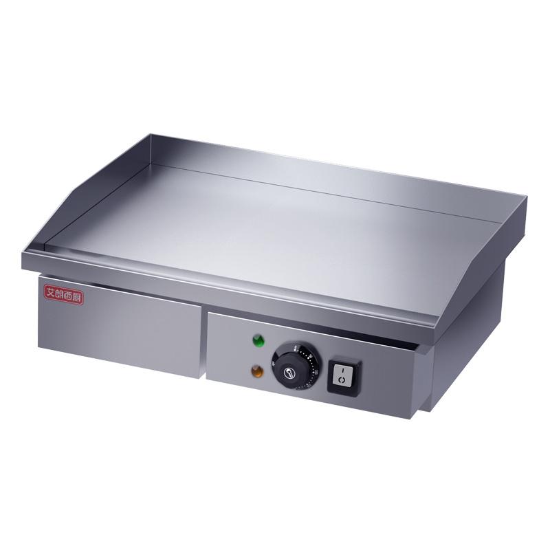 艾朗西厨铁板烧铁板商用手抓饼机器电扒炉铁板鱿鱼炒饭设备摆摊用